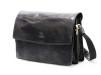 Baoobaoo Flap Handbag. - Black