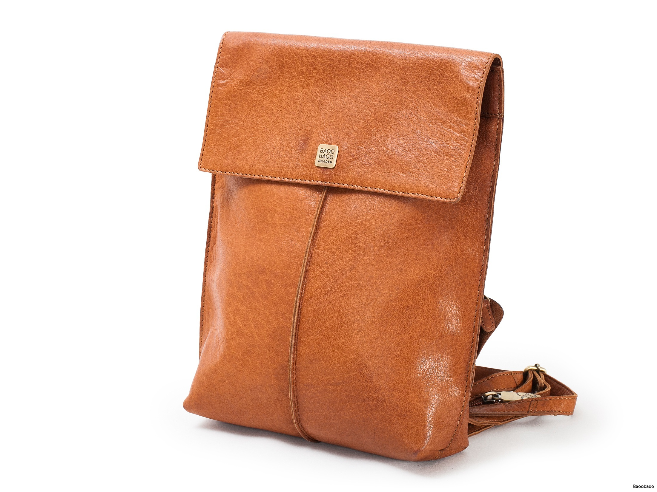 Safetybackpack Tan Front