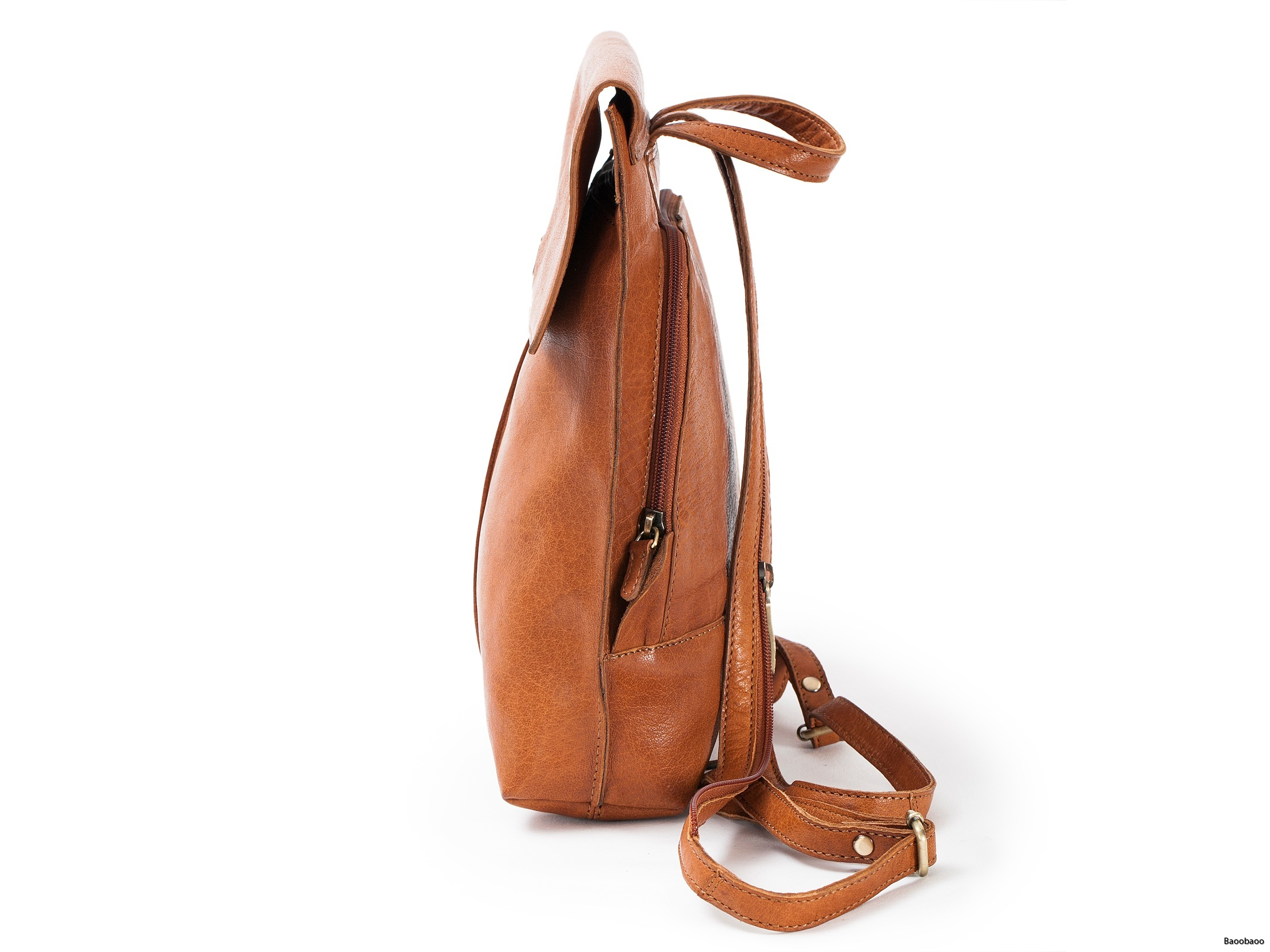 Safety Backpack Tan Gusset