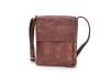 Baoobaoo Flap Bag Medium. - Brandy