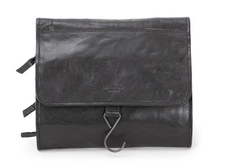 Baoobaoo Toiletry Bag Hanging. - Black