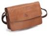 Baoobaoo Flap Handbag. - Tan