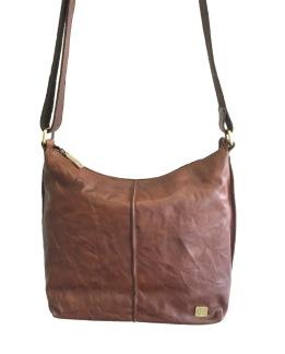 Baoobaoo Bucket bag. - Brandy