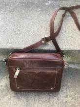 Handväska i Brandy Varuprov