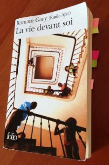 Med livet framför sej/La vie devant soi, Émile Ajar