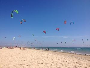 Tarifa, Atlanten. Surfers paradis, 1 timma från Marbella