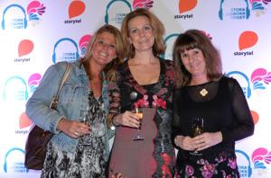 Tillsammans med Kristin och Annika, galan 2015