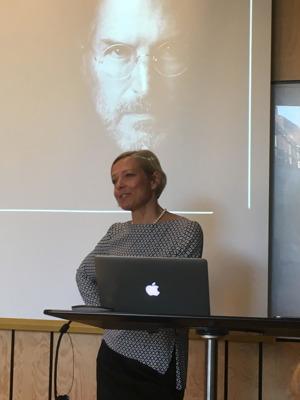 Ulrike Rahe, professor i industridesign