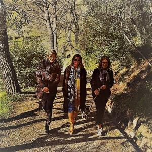 Tre av oss fyra. En fick vara fotograf.