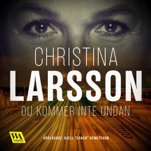 Du kommer inte undan ... Bok nr 3 i serien om kriminalkommissarie Ingrid Bergman i nymastrad version.