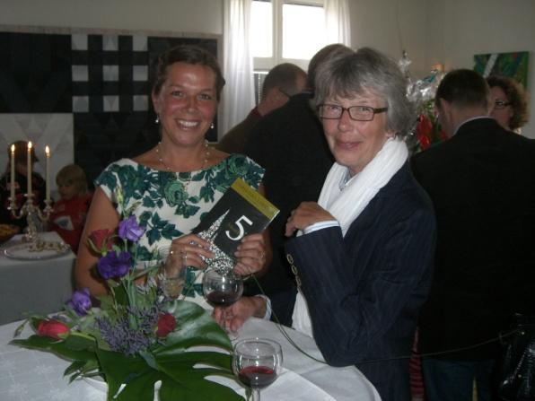 Tillsammans med Lena Pilborg Tre Böcker Förlag