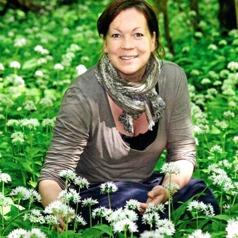 """Jag heter Malena Östergren Arvidsson och det är jag som är """"Ramslök by Malena""""."""