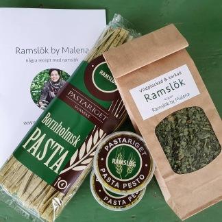 Pastapaket med Ramslök - Pastapaket med Ramslök