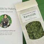 Vildplockad & Torkad Ramslök, ekologisk 40 gram