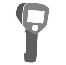 Termografering-värmekamera