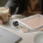 memobottle A5 och kaffe