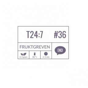 T24:7 #36 Fruktgreven, 100g