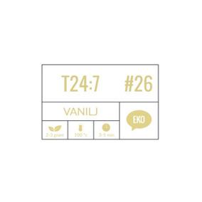 T24:7 #26 Vanilj, 100g