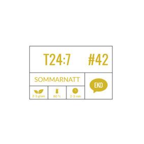 T24:7 #42 Sommarnatt, 100g