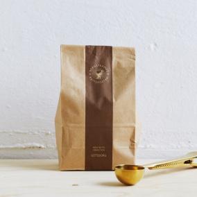 Kaffe - lösvikt - Mellanrost #4