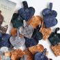 Julgranshjärta (flera färger)