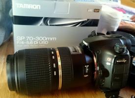 Tamron SP 70-300m F/4-5,6 Di USD
