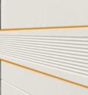 Flexibla panelledstäckningar