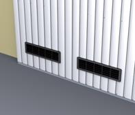 Ventilationsgaller