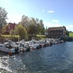 Båtparkering