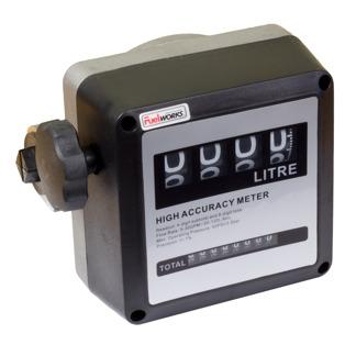 Mätare för diesel mm.