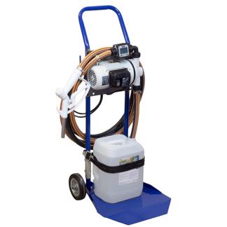 Pumputrustning Adblue 230 V -