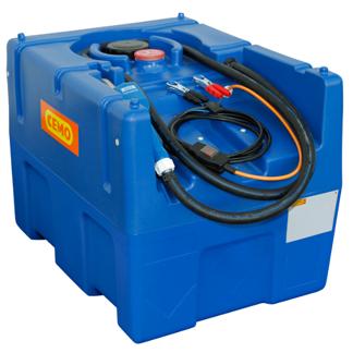 Adblue tank volym 200 lit. 12V