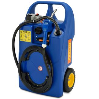 Adblue tank vol. 60 lit. batteri -