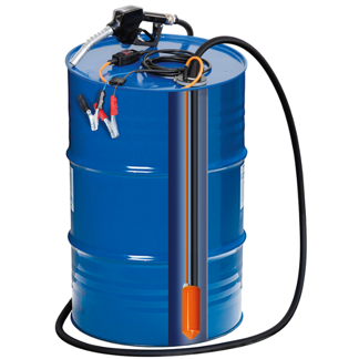 Dränkbar pump diesel 12 Volt -
