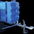 Vattenvagn - Tankvagn