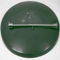 Brunnslock Polyeten D 800