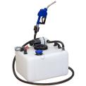 Adblue tank 95 liter230V pump.