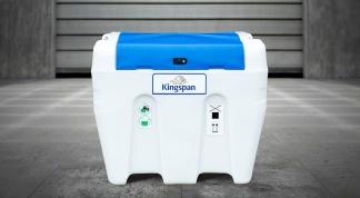 Adblue/vattentank 900 lit. 24V