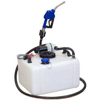 AD-bluetank 95 lit. 24V pump