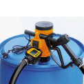 Pumputrustning för fat 230V