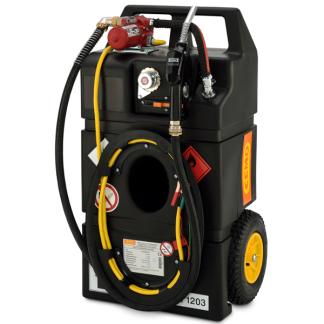 Bensintank 95 lit. 12V pump