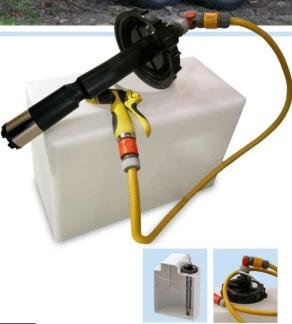 Pumpkit dränkbar pump 12V -