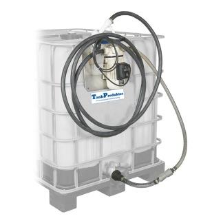 Pumputrustning för IBC -