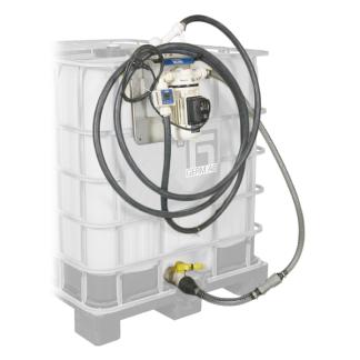 Pumputrustning för IBC MM -
