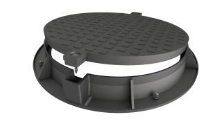 Brunnslock 780 Composite -