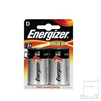 Batteri Alkaliska 1,5 V 2-pack