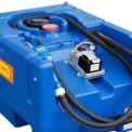 Adblue tank 125lit. Batteri