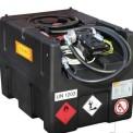 Bensintank 190 lit. 12V pump