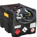 Bensintank 120 lit 12V pump