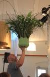 Den gröna skönhetens skapaare är floristen Nicklas Jensen
